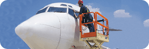 lift equipment for airport