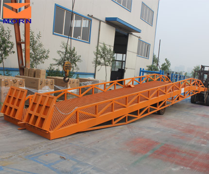 15t heavy duty loading ramps