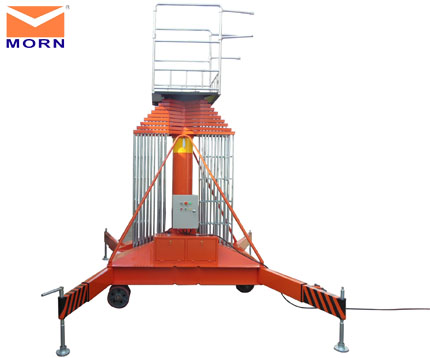 21m mobile hydraulic lifting equipment