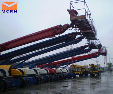 27m boom lift rental prices