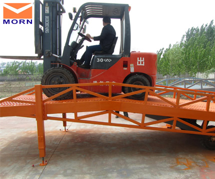 8t trailer ramps with support legs