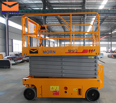 Electric aerial lifts 12m