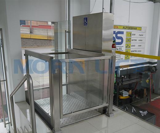 Handicapped lift LRL0.25-1