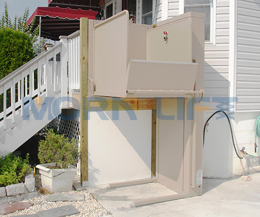 Hydraulic wheelchair lifts 3m
