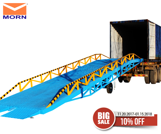 Mobile Container Loading Ramp MDR-10